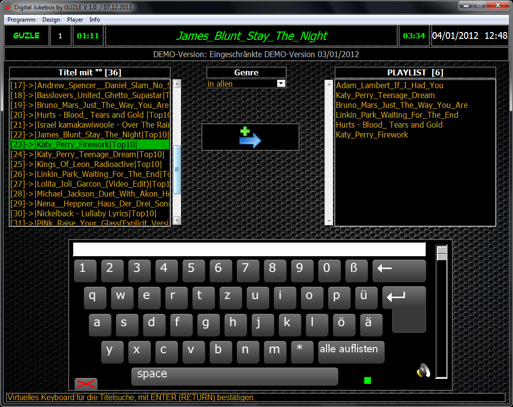 Click to view GUZLE 2.0 screenshot